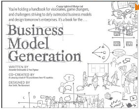 sales and marketing strategy through business model generation