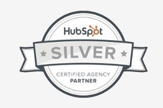 Hubspot Silver Partner Certified