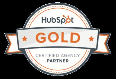 Bristol Strategy is a Hubspot Gold Partner