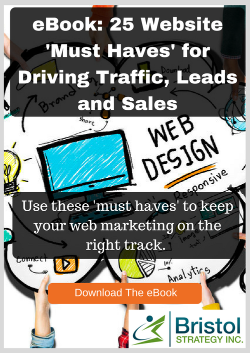 25 website must haves for driving traffic leads sales