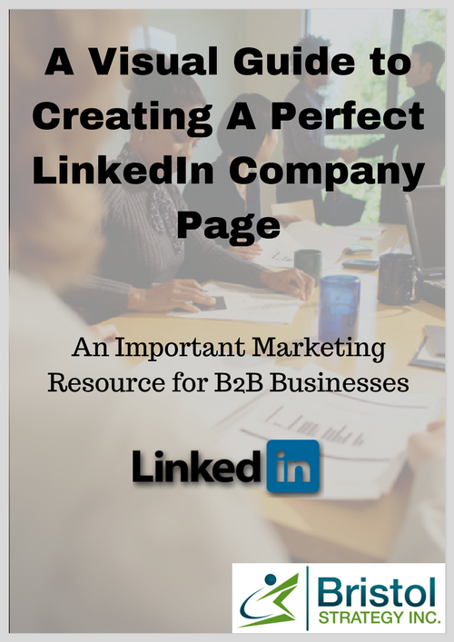 Visual Guide LinkedIn Company Page
