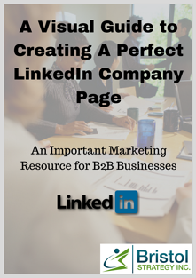Visual Guide LinkedIn Company Page