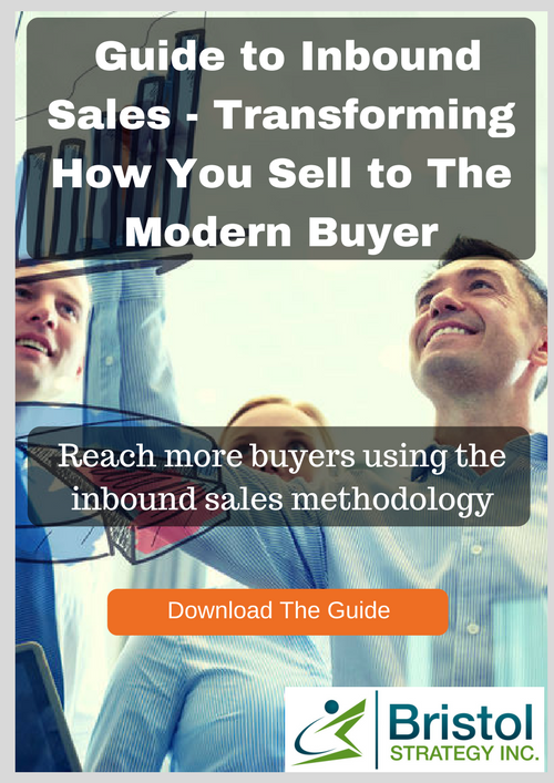 guid to inbound sales - transforming how you sell