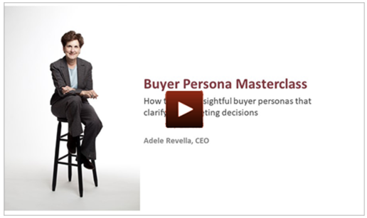 Adele-Revella-buyer-persona-masterclass
