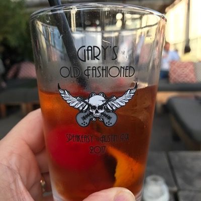 Gary Smith Old Fashioned