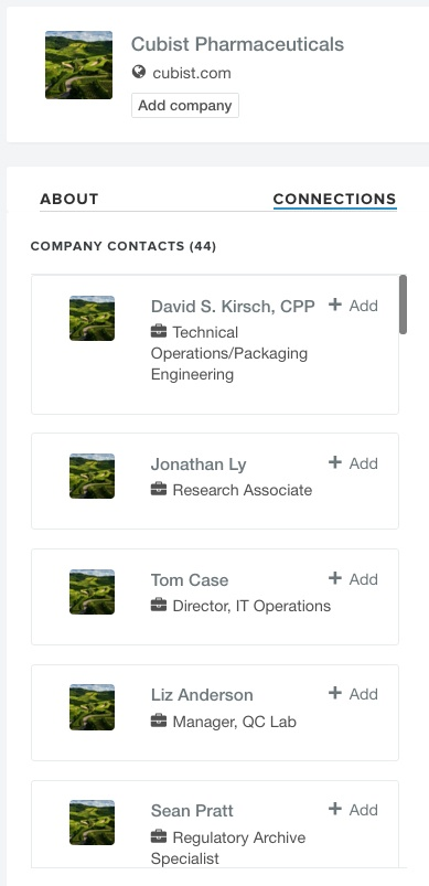 How to capture prospects from Hubspot CRM Contacts Tool