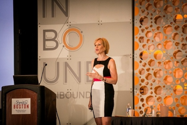 Mari Smith presents Facebook Marketing