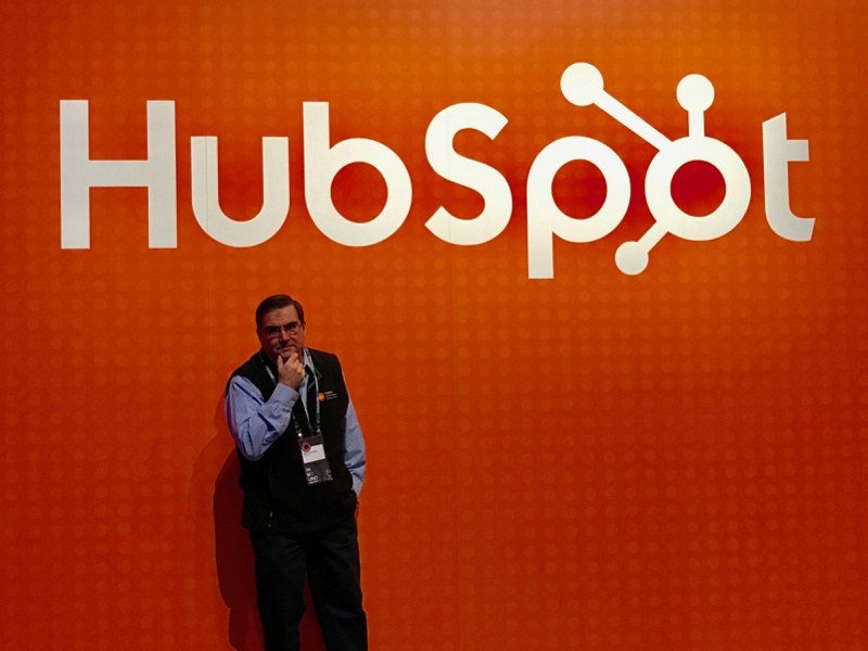 Pondering what I was going to learn at Inbound 16