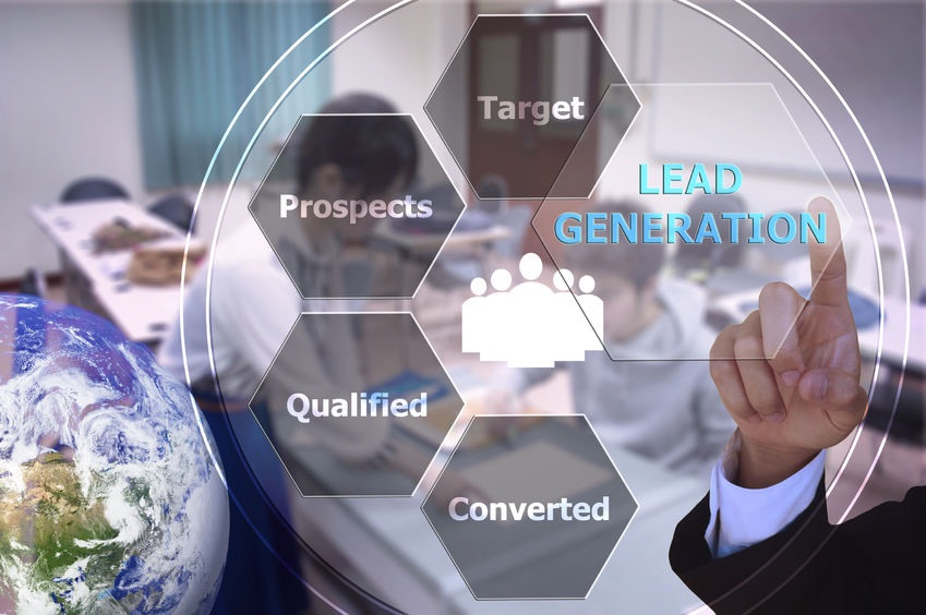 attract qualified sales leads