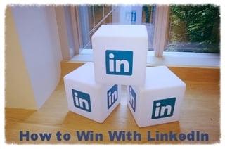 B2B Marketing Plan - Winning with LinkedIn