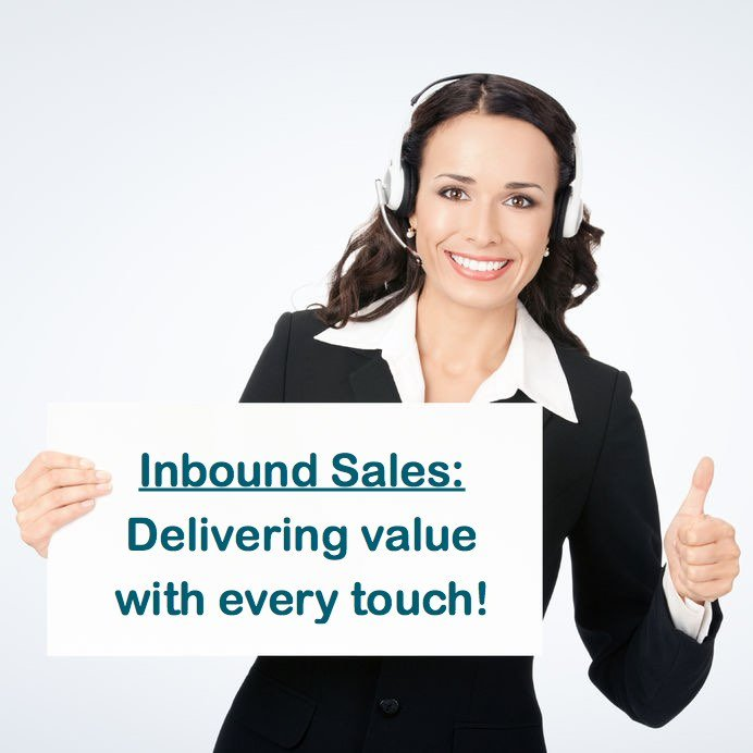 difference between inbound sales outbound sales