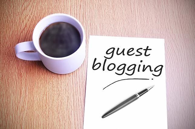 digital marketing strategy guest blogging