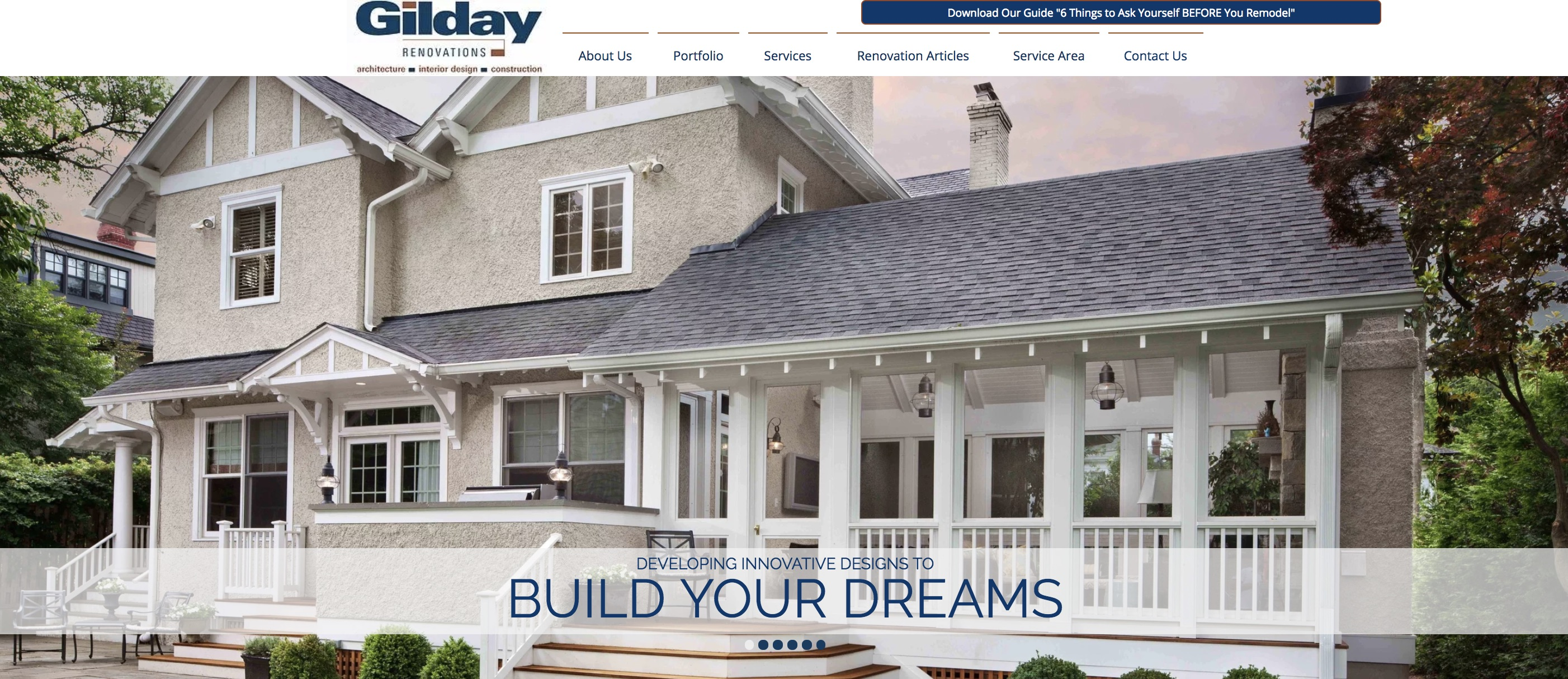 Gilday Renovations Partners with Bristol Strategy