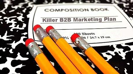 How to craft a killer B2B marketing plan