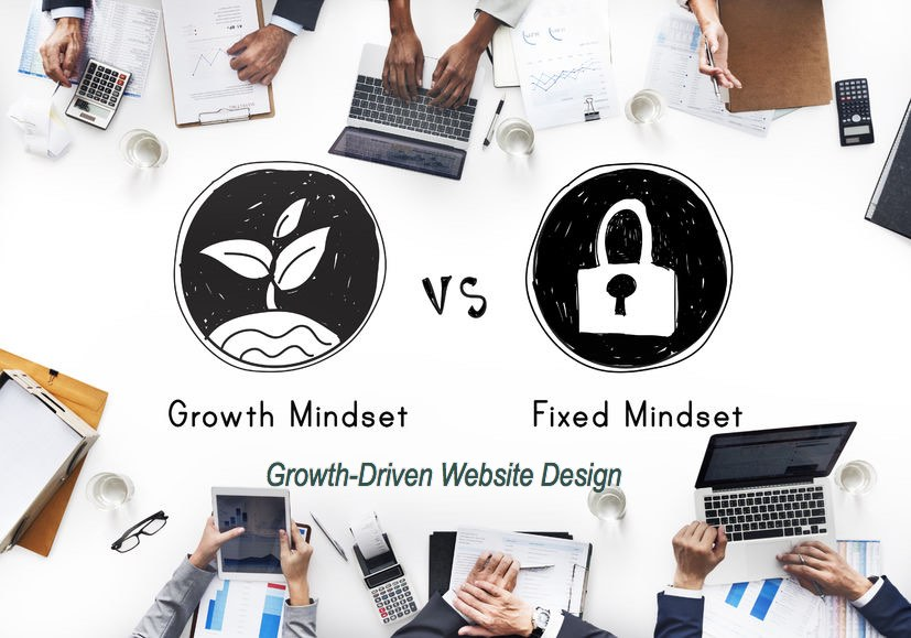 growth driven website redesign