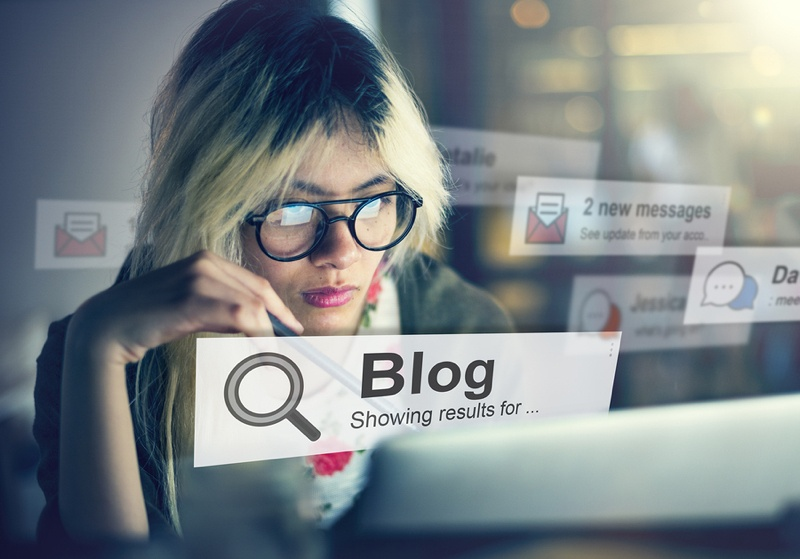 how to get employees to blog