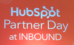 Hubspot Partner Day