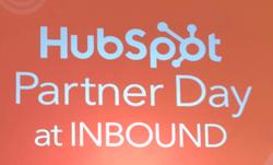 Hubspot Partner Day