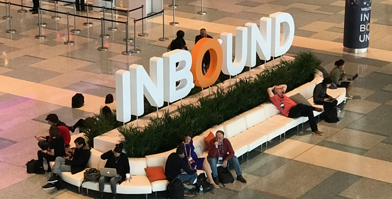 inbound 17 marketing and sales conference