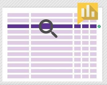 using google's keyword planner to identify target keywords