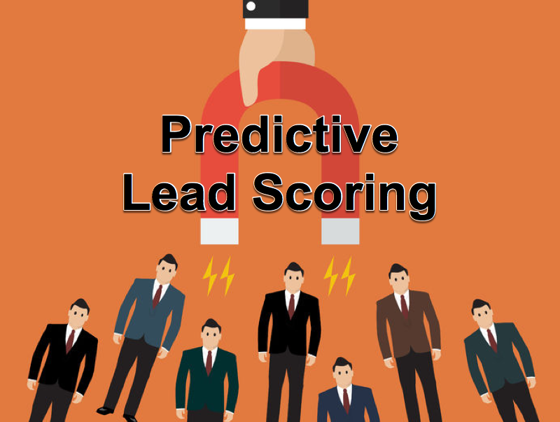 predictive lead scoring drives sales