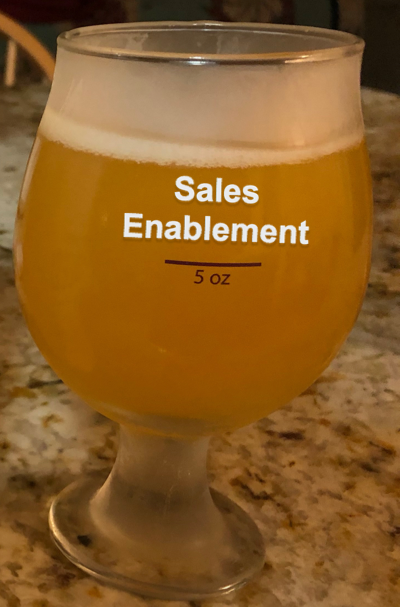 sales enablement connects sellers with buyers