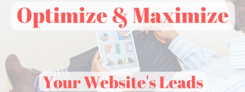 website lead conversion best practices