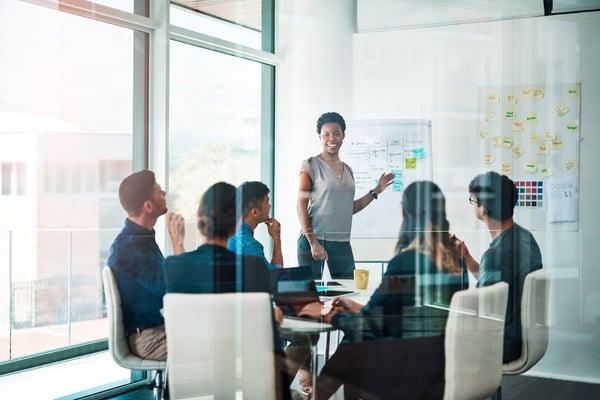 inbound marketing meeting