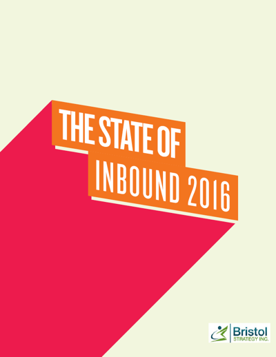 The State of Inbound Marketing 2015 eBook