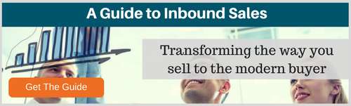 A Guide to Inbound Sales - Transforming the way you sell