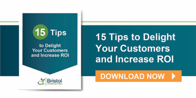 15 tips to delight customers and increase ROI