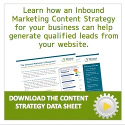 Inbound Marketing Content Strategy