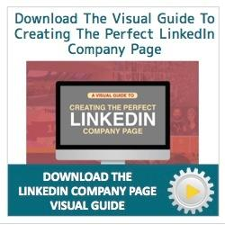 visual guied to the perfect LinkedIn company page
