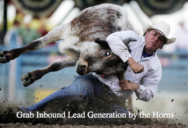 How to Grab Inbound Lead Generation by the Horns