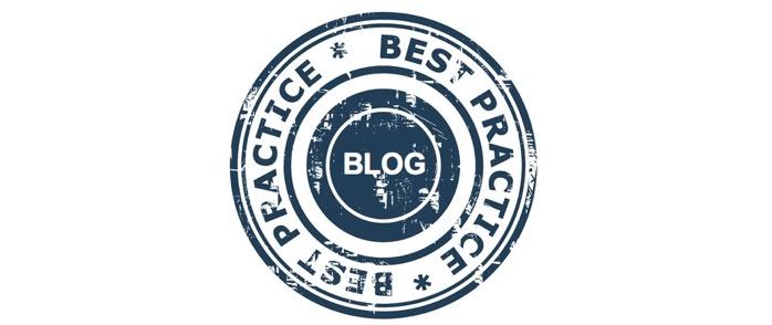 Best Practices for Blogging