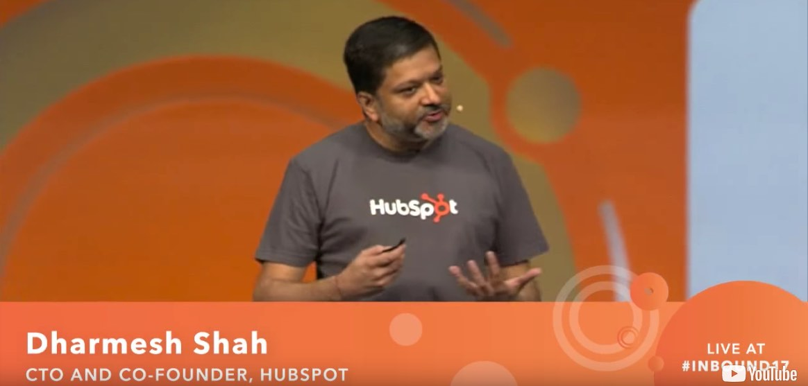 Hubspot Product Updates Announced at Inbound 17