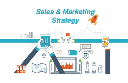 Sales and Marketing Strategy for Disrupted Markets