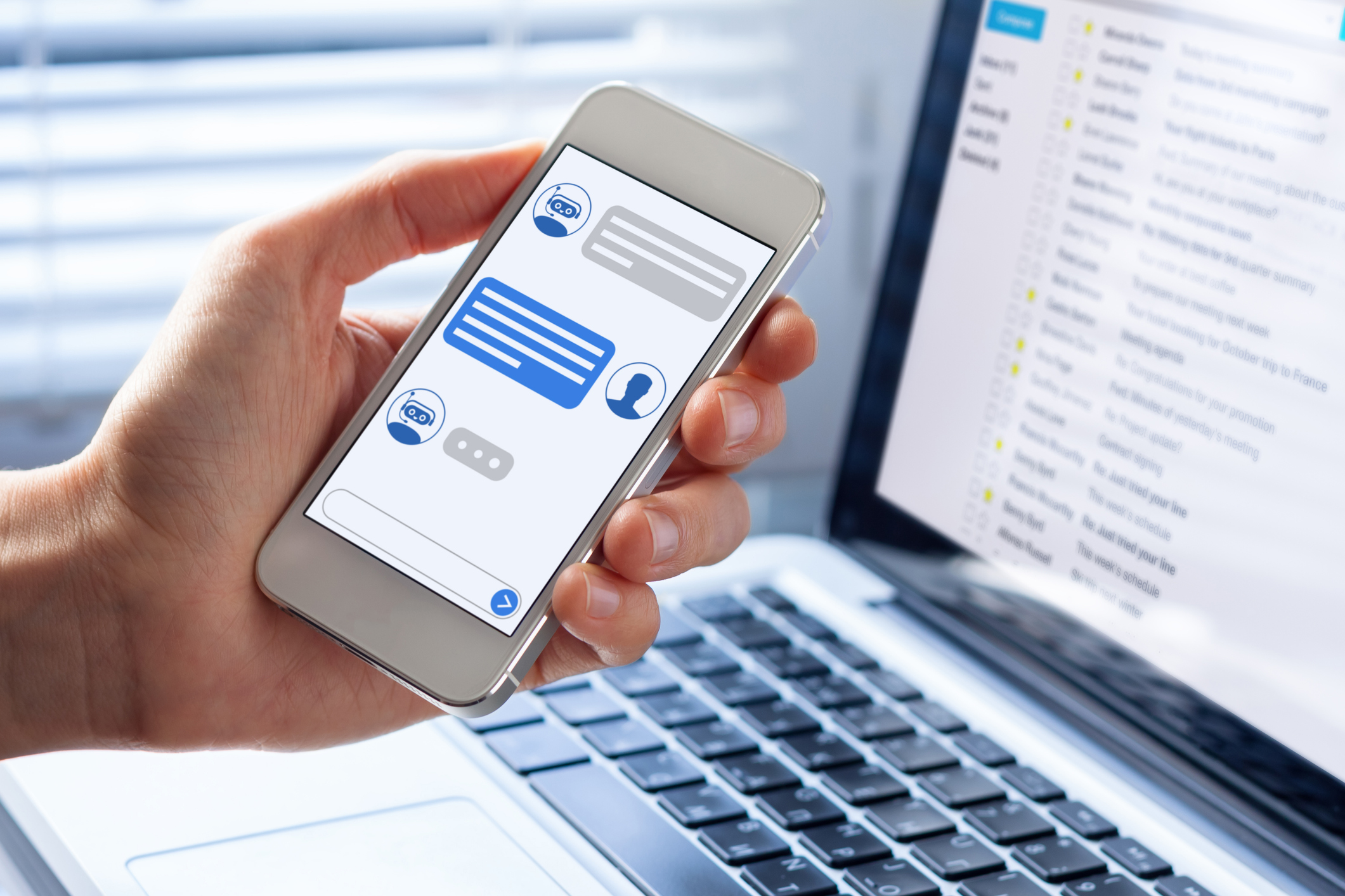 How Chatbots Improve Lead Generation